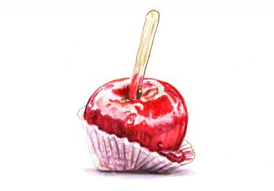 Day 2 - Candy Apples