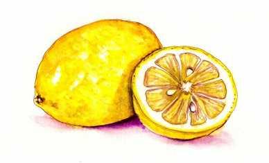 Day 22 - A Bit Of Lemon
