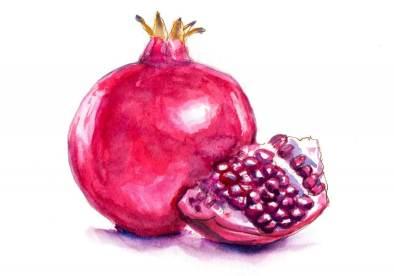 Day 3 - Pomegranate