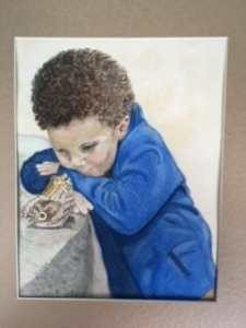 my first commission connies grandson