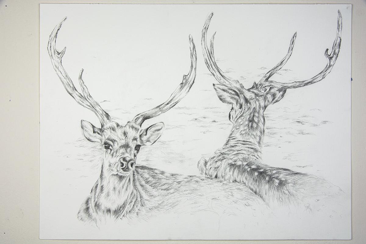 Sketch by Liza Gonen - Doodlewash