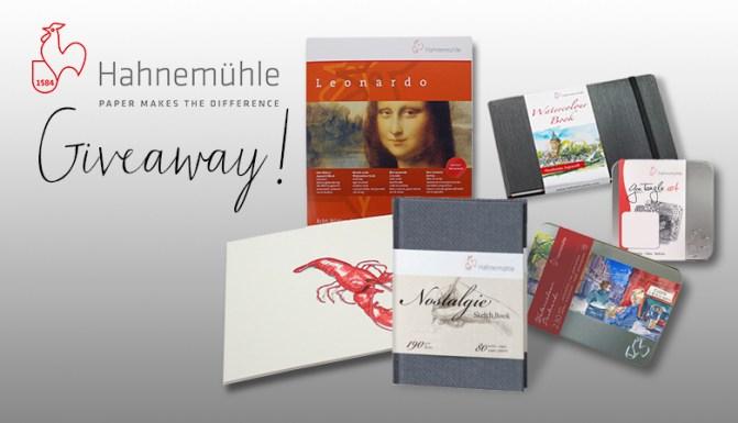 Hahnemühle_December_2017_Giveaway
