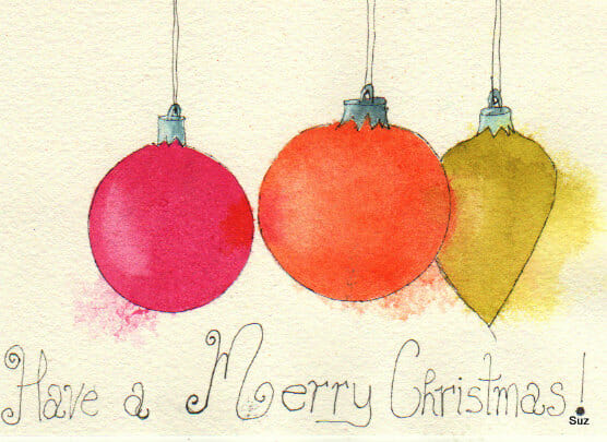 Wishing you all a Very Merry Christmas! Scan