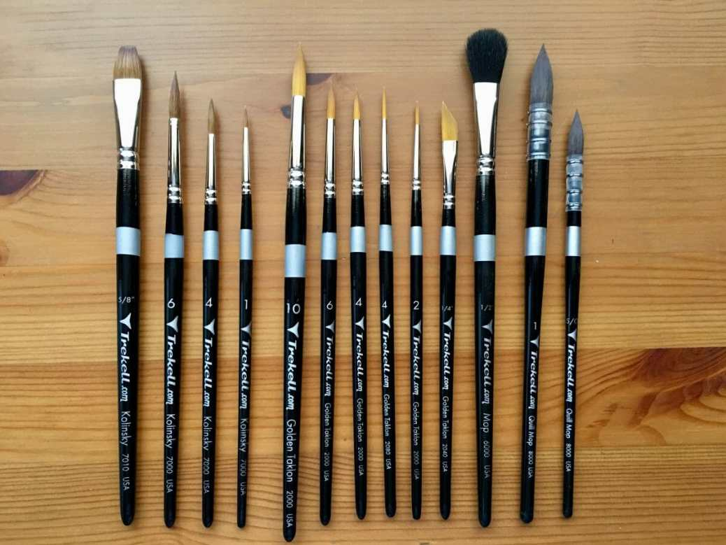 doodlewash doodlewash review trekell brushes