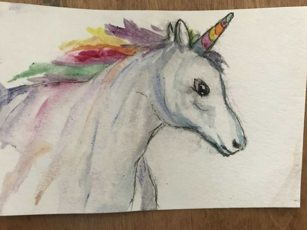 Colorful Unicorn B4C92A9C-B731-4DF5-934C-1905AFF19E4B