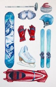Has anybody else been watching the PyeongChang Winter Olympics? I have been thoroughly enjoying it!