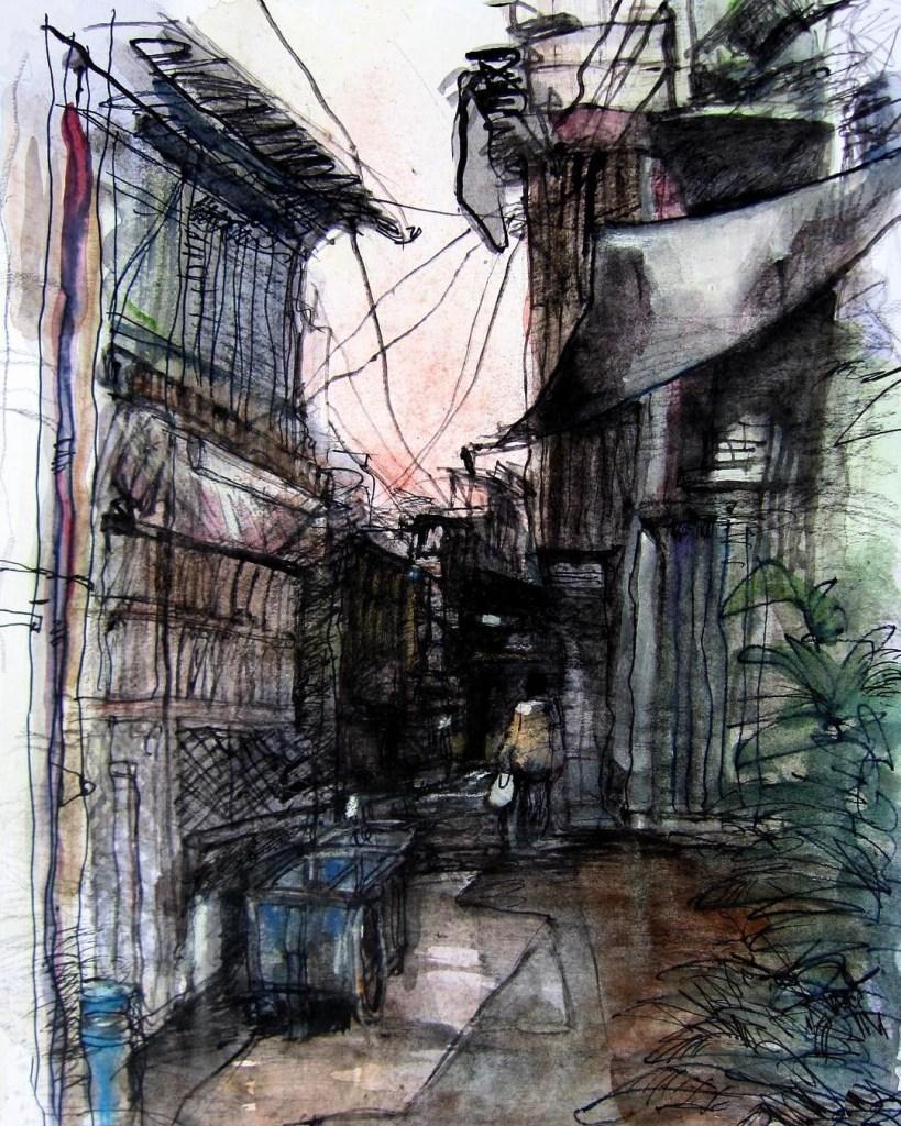 Urban sketches, Indonesia 658C6E8B-302F-46BE-98E0-4A8BBDC6AD816F2F352A-92E2-4BDC-9D92-A9E0FB4D937E