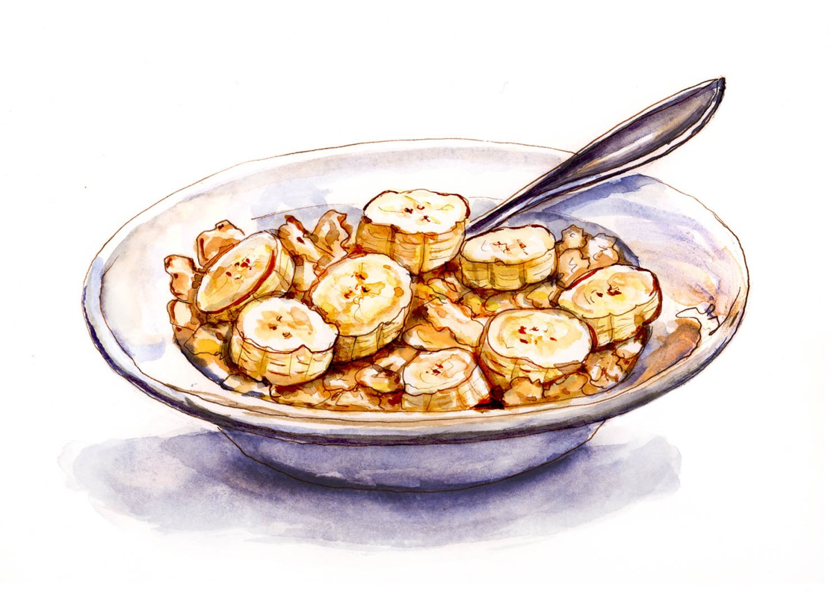 Day 11 - Corn Flakes With Bananas