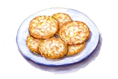 Day 27 - When Mom Made Snickerdoodles Cookies - #doodlewashApril2018 Doodlewash