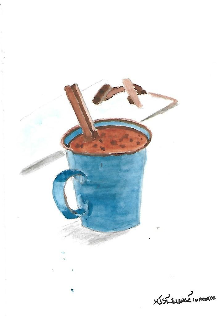 Chocolate May 2 2018