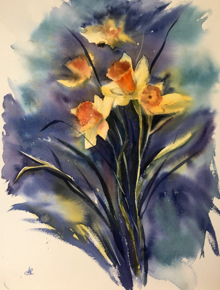 Daffodils IMG_1504