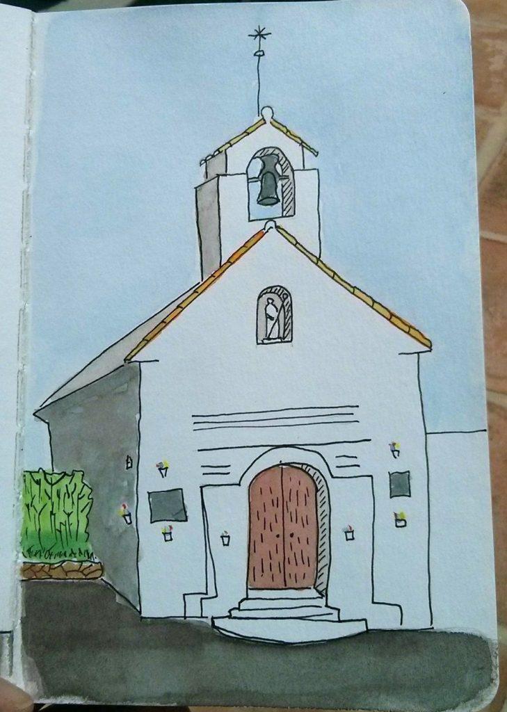 A really small church. IMG_20180511_145951