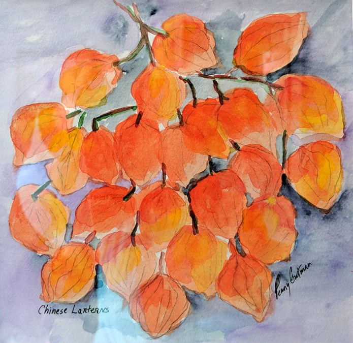 Watercolor by Penny Gutman Link
