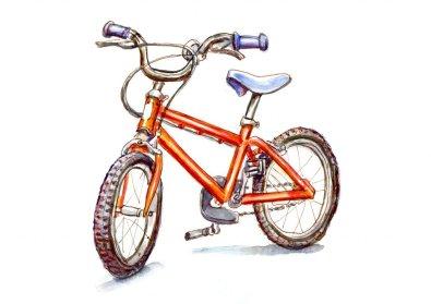 Day 16 - Like Riding A Bike Kids Bike In Summer #doodlewashJune2018 Doodlewash