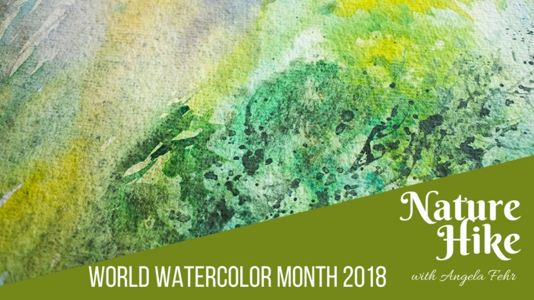 Angela Fehr Watercolor Tutorial Plein Air Painting