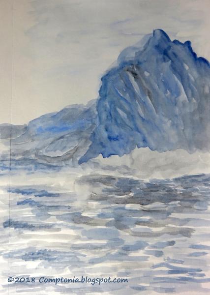 small iceberg july26