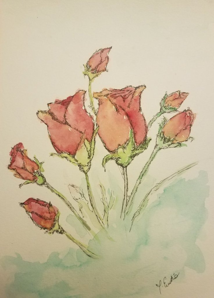 Rose line and wash 20180821_101955