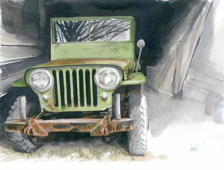 48 Survivor – watercolor 48Survivor_web