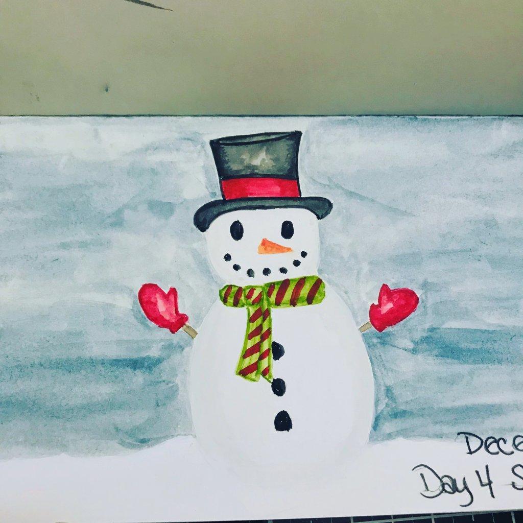 December challenge days 2-5. 9857305E-1BAA-40B9-B3E5-1744F01A2F325CC13C97-CEA2-4010-BE83-9B1C96BC2F4