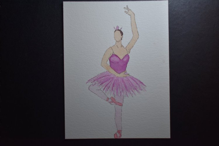 December 9, 2018 prompt nutcracker. For me the Nutcracker is the seasonal ballet. My dad would play