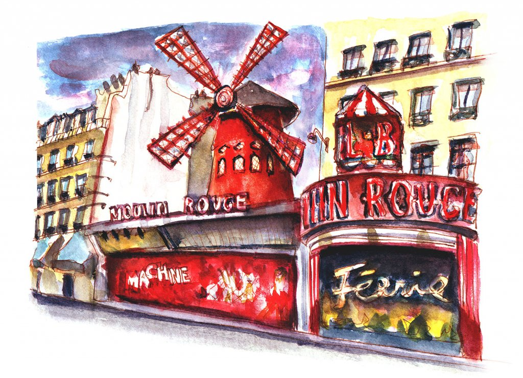 Paris Is My Playground