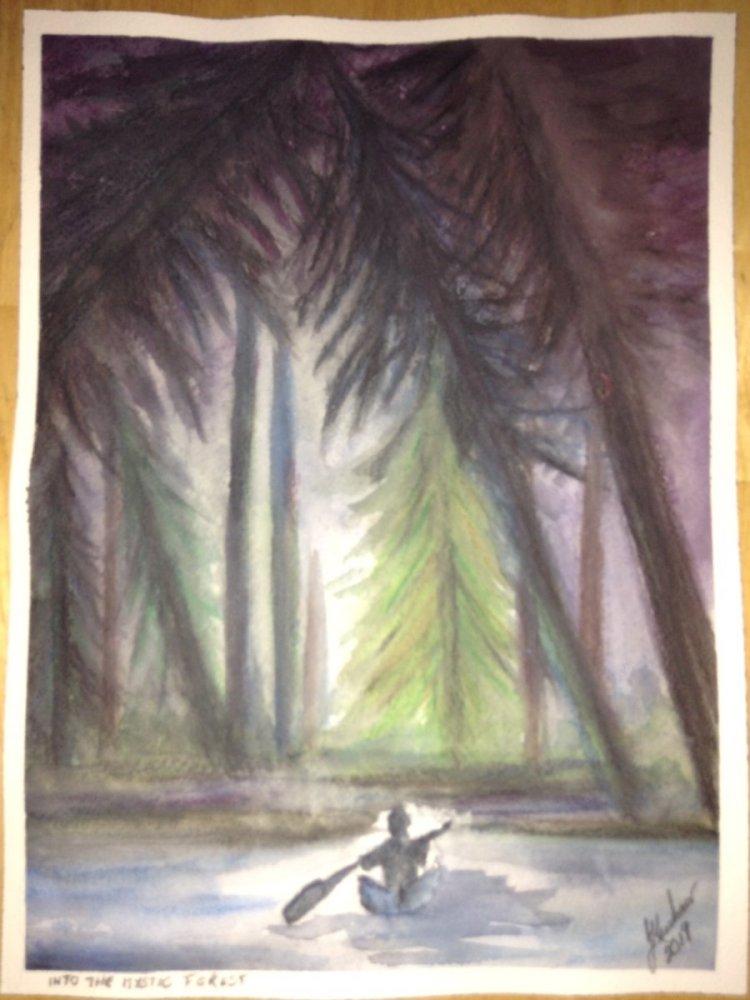 Into the Mystic Forest Into the Mystic Forest