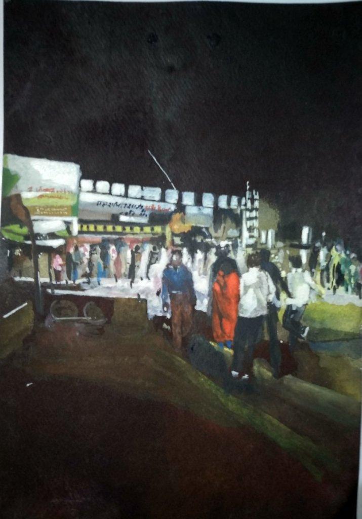 Night scene Untitled-v