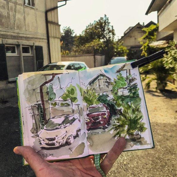Urban Sketchers Sketching Example Dominik Neuffer 20 - Doodlewash