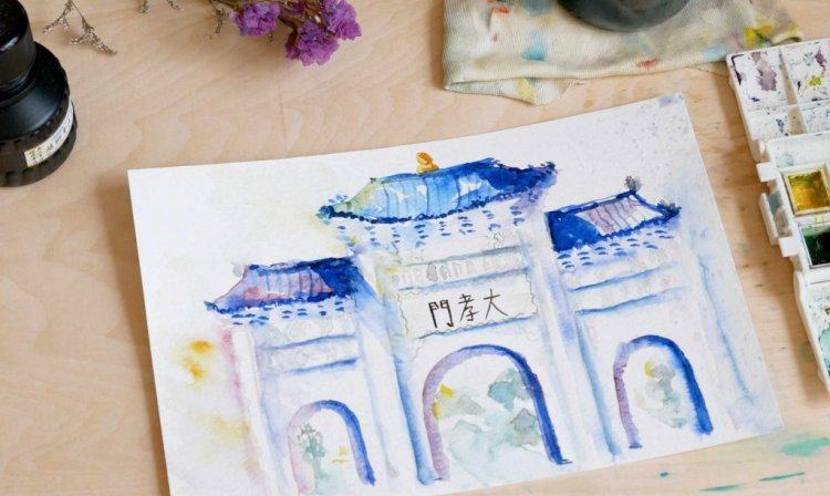 Hi, Everyone! I have just published a new class in Skillshare, Loosen Up Your Watercolor Painting. T
