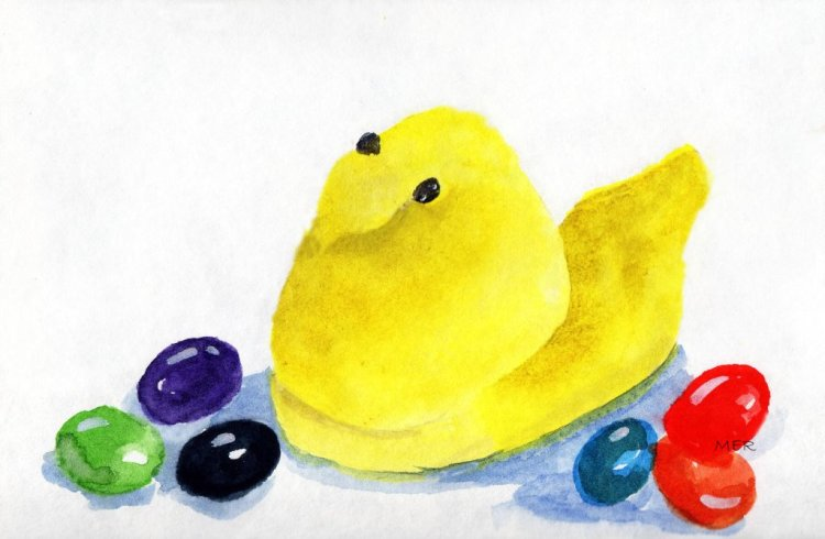 4/22/19 Candy Peeps and jelly beans! 4.22.19 Candy img265