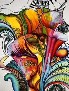 Not So Still Life flower2webready