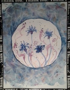 Pretty dishes… While I often stop and look at pretty dishes, I feel no desire to buy or own th