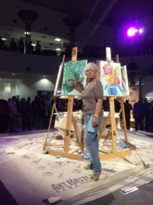 Art Battle 2019 - Karalee Hammes