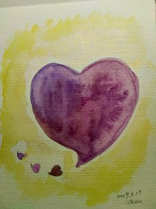 Purple Heart 5/27 prompt IMG_20190528_222200