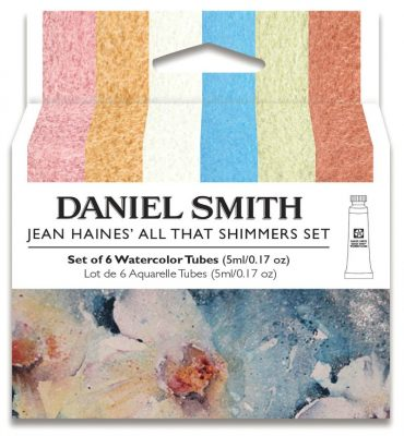 Jean Haines' All That Shimmers Set Daniel Smith