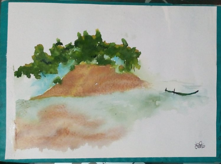 Day19 sand #riversidebanksand #sandbankforconstruction #sandconstruction #doodlewashJune2019 #WorldW
