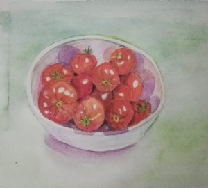 Bowl of tomatoes IMG_20190620_082548