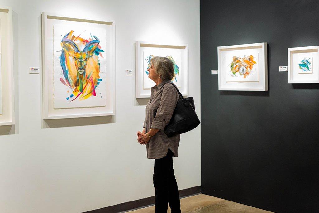 Sarah Janece Garcia Gallery Exhibition
