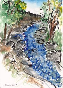 """""""Loose and free"""" sounds like a Colorado theme! Our streams and rivers are the result of"""