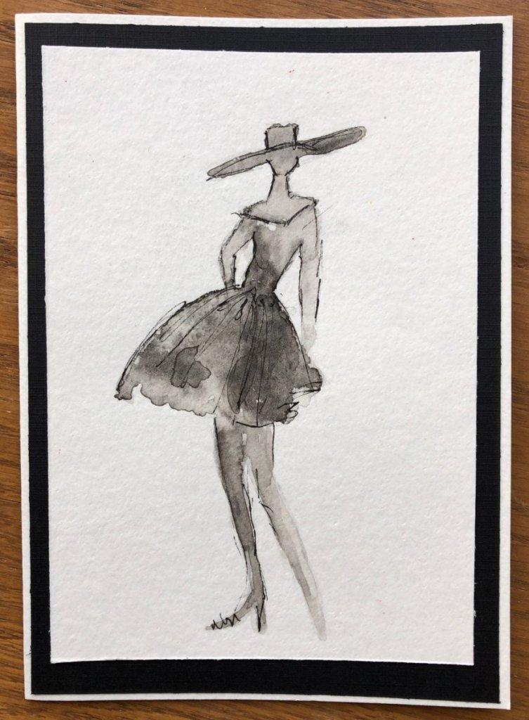 Fashionista girl