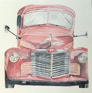 Red Car Arches 140# Cold Press 12×12 49323D87-3578-41CB-A70A-16FF0D37D5AC
