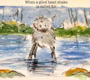 Just glad we stood out of the way! #sketchbook #sketchingwilliam IMG_1894