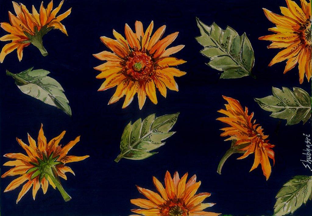 Pattern Design by Shubhasri Dasgupta