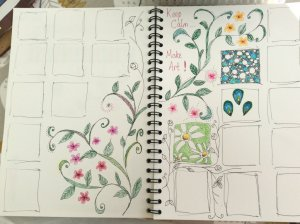 My page for doodling in September! F95E3D4B-841D-41CD-9336-9E4BC0537A6A