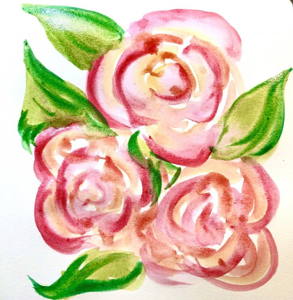 doodlwashNovember2019 #doodlewashNovember2019FunThingstoDraw Day 11: Flowers 3B456C89-8559-4E67-9811