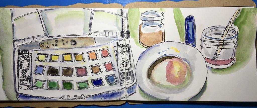 Day 5: Art Supplies 791E165F-565B-4622-9CB0-CD4D17A2927B