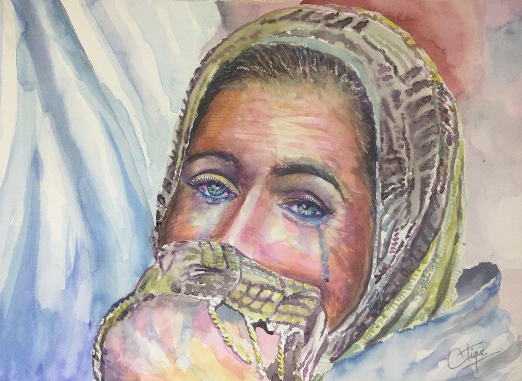 Kashmiri Woman! 136FA298-857B-4ED8-9148-38DE7C0D7E32