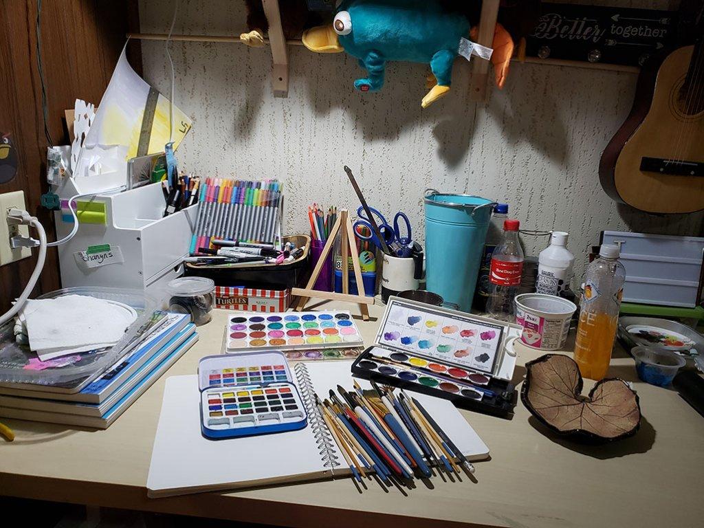 Art Studio Shanyn Silinski