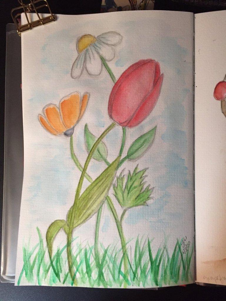 Flowers. 😊 C412A4F3-9B9E-4EF9-8F83-8D86CFFA1DE5