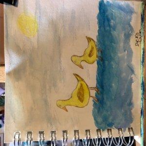 Ducks in a row…:) IMG_4155